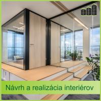 Dizajn a návrh interiéru BMB s.r.o.