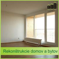 Rekonštrukcie domov a bytov BMB s.r.o.