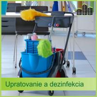 Upratovacie služby, tepovanie a dezinfekcia priestorov BMB s.r.o.