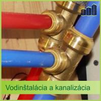 Zdravotechnika – vodoinštalácia a kanalizácia BMB s.r.o.